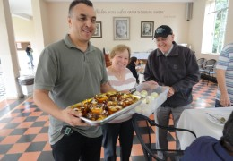 I Almoço com os Carmelitas